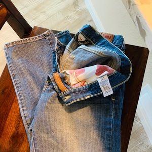 Lucky Brand Men's 5Pocket Jeans Long, Sz 31